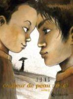 Couverture de Couleur de peau meil, tome 2, de Yung