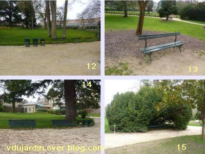 19 mars 2011, Poitiers, défi des bancs, 05, au jardin des plantes
