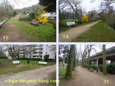 19 mars 2011, Poitiers, défi des bancs, 07, le long du Clain