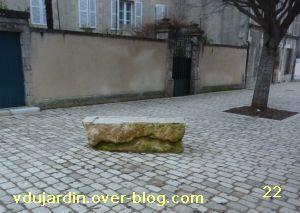 19 mars 2011, Poitiers, défi des bancs, 08, près du pont Joubert