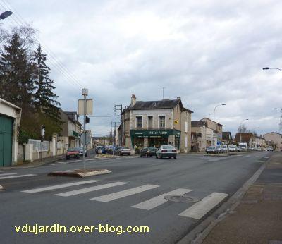 Poitiers, 12-15 mars, 2, carrefour des Trois-Bourdons
