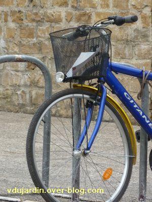 Poitiers, 12-15 mars, 1, fourche de vélo