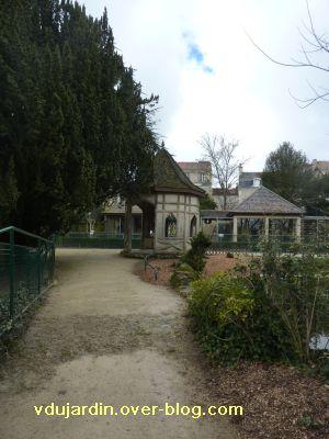 Poitiers, 26 février 2011, défi APN, des nids, 07, abri à Blossac