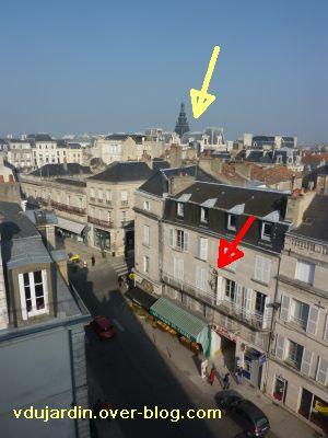5 mars 2011, 8, depuis le parking Carnot vers le bas