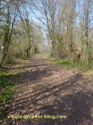 6 mars 2011, 4, chemin de Ligugé à Poitiers