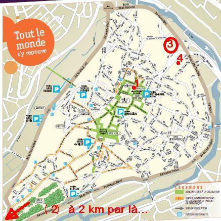 plan q du soir Poitiers