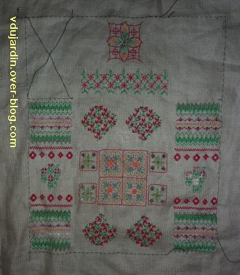 SAL mystère de janvier 2011 de Brodstich, étape 5, l'ensemble