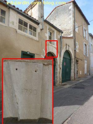 Poitiers, 40 rue des Feuillants