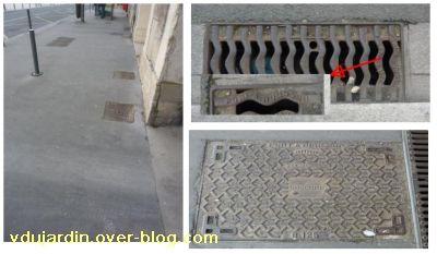 Poitiers, 2 avril 2011, 2, montage de bouches d'égoût