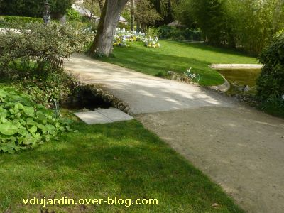 Poitiers, 2 avril 2011, 6, petit pont à Blossac