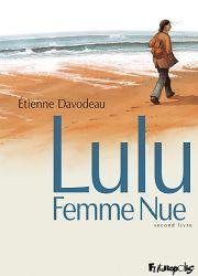 Couverture du tome 2 de Lulu femme nue de Davodeau