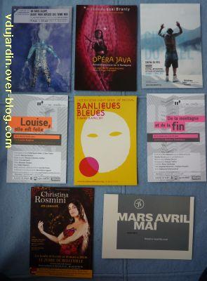 Envoi reçu de Capucine O, cartes à publicité, nouvel envoi de mars 2011, 3