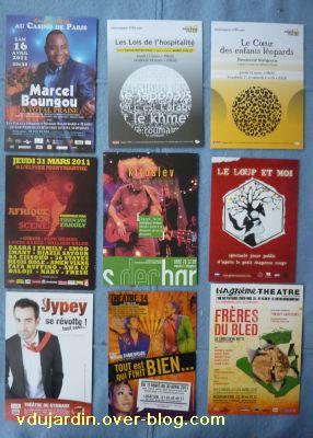 Envoi reçu de Capucine O, cartes à publicité, nouvel envoi de mars 2011, 6