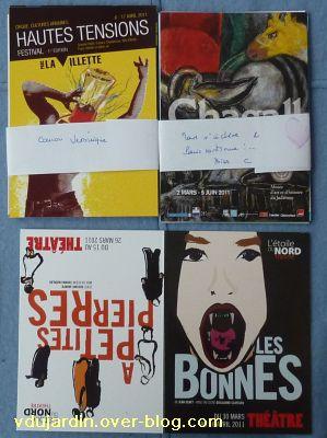 Envoi reçu de Capucine O, cartes à publicité, nouvel envoi de mars 2011, 7