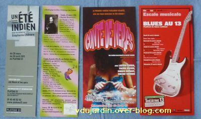 Envoi reçu de Capucine O, cartes à publicité, nouvel envoi de mars 2011, 8
