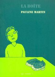 Couverture de La Boîte de Pauline Martin