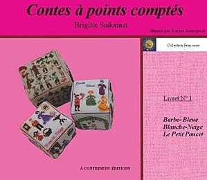 Contes à points comptés par Brigitte Sadonnet