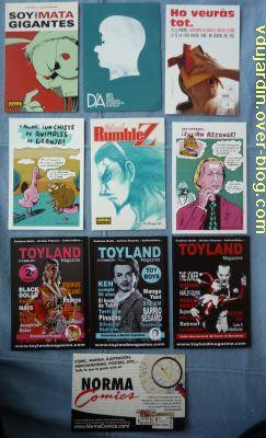 Cartes à publicité, publication 7 mai 2011, 03, de Capucine