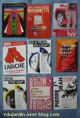 Cartes à publicité, publication 7 mai 2011, 06, de Capucine
