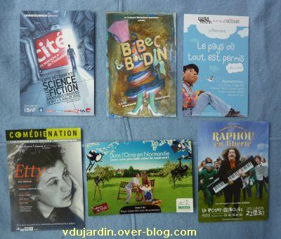 Cartes à publicité, publication 7 mai 2011, 07, de Capucine
