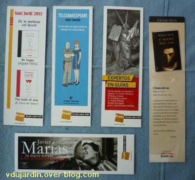 Cartes à publicité, publication 7 mai 2011, 10, de Capucine