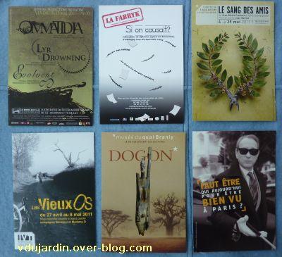 Cartes à publicité, publication 7 mai 2011, 12, de Capucine
