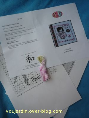Fil et grilles pour le Japon