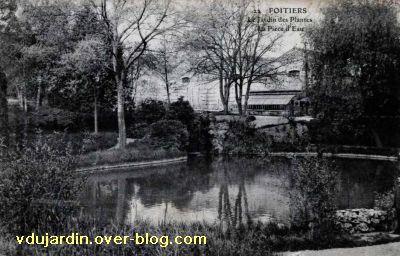 Le jardin des plantes poitiers hier le blog de v ronique d - Le jardin des fleurs poitiers ...