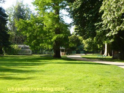 Tours, le jardin des plantes, 02, le parc zoologique et la grande volière