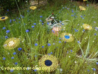 Chaumont-sur-Loire, festival 2011, le jardin 2, 7, d'autres fleurs