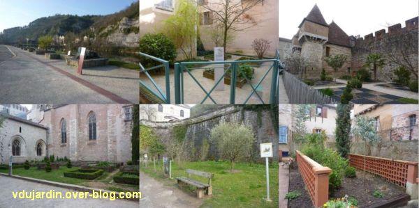 Défi photo, jardins, 4, à Cahors