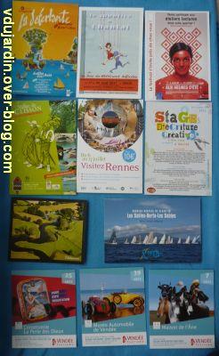 Juillet 2011, envoi de Vérobis, 3, d'autres cartes