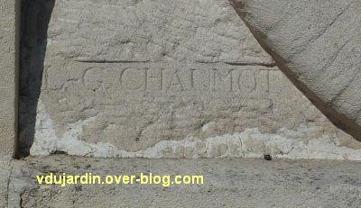 La Rochelle, les pionniers de Côte d'Ivoire, 07, la signature L. G. Chaumot