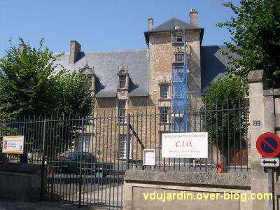 Poitiers, Hôtel Geoffroy d'Estissac