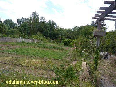 Défi photo, jardins, 1, Poitiers, rue des prés Roy