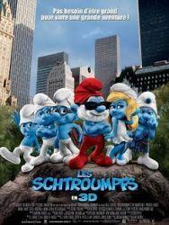 Affiche du film Les Schtroumphs