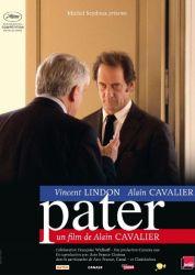 Affiche de Pater, d'Alain Cvalier