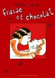 Couverture de Fraise et chocolat, tome 1, de Aurélia Aurita