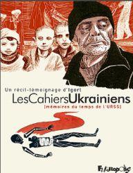 Couverture de Les cahiers ukrainiens de Igort