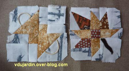 Mystère d'automne, 2011, deux nouveaux blocs en août
