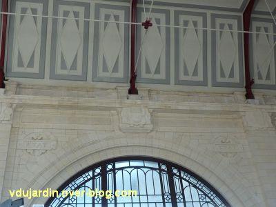 La gare de La Rochelle, 03, les médaillons Etat