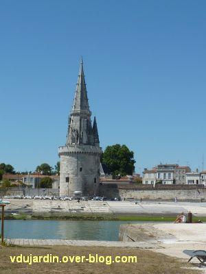 La gare de La Rochelle, 18, la tour de la lanterne aujourd'hui