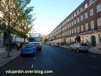 Bedford place à Londres