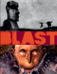 Couverture de Blast t. 1, grasse carcasse, de Manu Larcenet