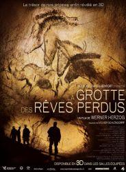 Affiche de La grotte des rêves perdus de Werner Herzog