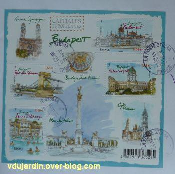 Le papier de l'été 2011 de Zazimuth, 3, timbres