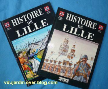 Histoire de Lille en bande dessinée