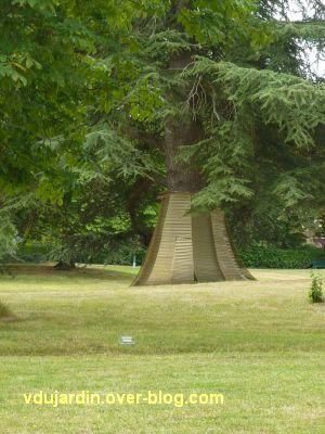 Chaumont-sur-Loire 2011, le parc, suite, 14, arbre de Perrault