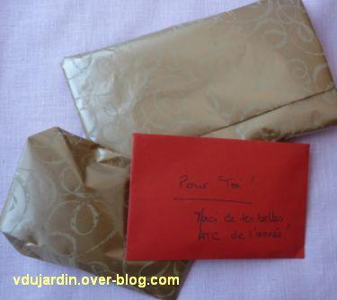 Mon anniversaire 2011 par Cathdragon, 1, les petits paquets