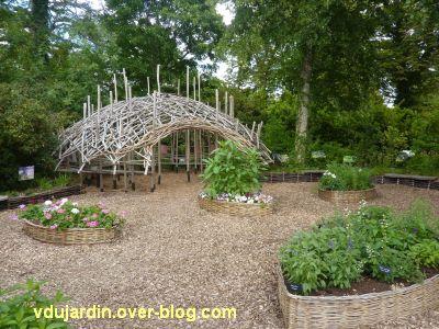 Chaumont-Sur-Loire 2011, le jardin expérimental, 03, un espace pédagogique